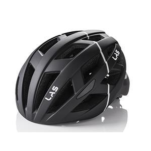 ENIGMA マット ブラック L-XL ヘルメット