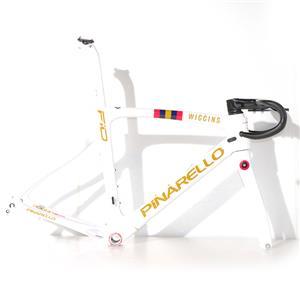 2018モデル DOGMA F10 912/チームウィギンス・ホワイト サイズ53 (173-178cm) フレーム/専用ハンドルセット フレームセット