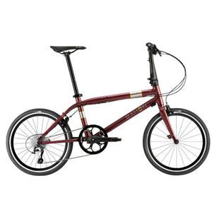 2021 Clinch D10 クリンチ ロイヤルパープル (142-193cm) 折りたたみ自転車