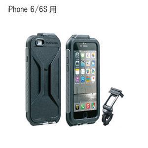 TOPEAK (トピーク) ウェザープルーフ ライドケース iPhone 6/6S用 マウント付属セット メイン