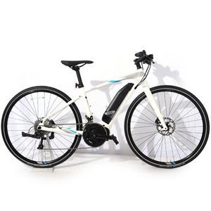 YAMAHA(ヤマハ) 2018モデル YPJ-EC ピュアホワイト サイズS(154cm-)電動アシスト自転車【アウトレット】 メイン
