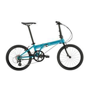 2020モデル Speed Falco スピードファルコ セルリアン (142-193cm) 折畳自転車