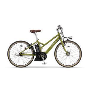 2017年モデル PAS VIENTA5 パス ヴィエンタ5 26型 マットリーフグリーン  電動アシスト自転車