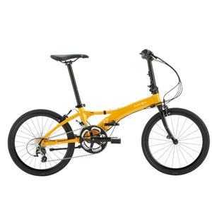 2021 Visc EVO ヴィスクエヴォ マンゴーオレンジ (142-193cm) 折りたたみ自転車