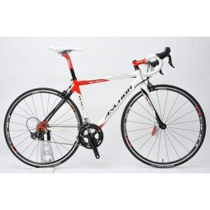 (アンカー) RCS6 2011年 サイズ490 ホワイト/レッド 【ロードバイク】