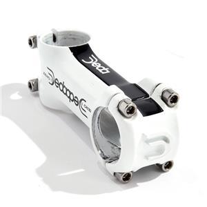 ZERO 1 ゼロ 1 80mm φ31.8mm ホワイト ステム