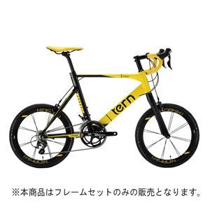 2019モデル SurgePro サージュプロ イエロー/ブラック サイズ470S(160-170cm)フレームセット