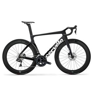 Cervelo (サーベロ) 2020モデル S5 DISC R8070 Di2 ブラック サイズ48(165-170cm) ロードバイク メイン