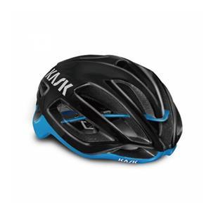 2019モデル PROTONE ブラック/ライトブルー サイズL ヘルメット