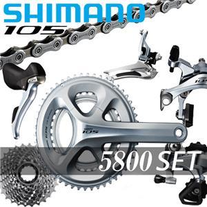 105-5800 (シルバー) コンポセット