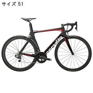 S5 SRAM Red E-Tap 11S ブラック/レッド サイズ51 ロードバイク