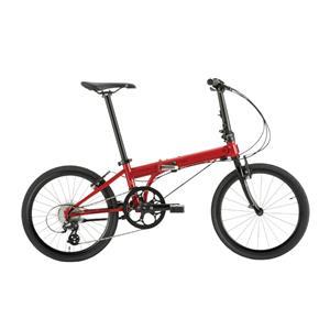 2020モデル Speed Falco スピードファルコ チェリーレッド (142-193cm) 折畳自転車
