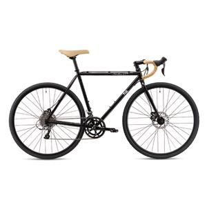 2019モデル FEATHER CX+ スペースブラック サイズ43 (167.5-172.5cm) ロードバイク