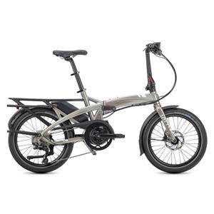 TERN  (ターン) 2021モデル Vektron ヴェクトロン S10 Dark Silver/Silver (147-195cm)電動アシスト自転車 メイン