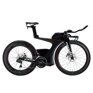 2018モデル P5X ULTEGRA R8060 ブラック/レッド サイズ54 (175-180cm) ロードバイク