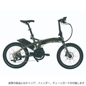 TERN  (ターン) 2021モデル Vektron ヴェクトロン S10 Satin Metallic Forest/Gunmetal (147-195cm)電動アシスト自転車 メイン