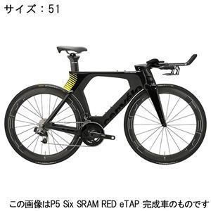 P5-Six ULTEGRA R8060 Di2 11S ブラック/フルオロイエロー サイズ51ロードバイク