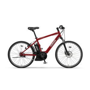 2017年モデル PAS Brace パス ブレイス 26型 マットレッド  電動アシスト自転車