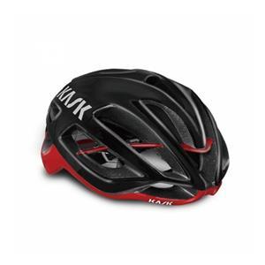2019モデル PROTONE ブラック/レッド サイズM ヘルメット