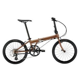 2021 Speed Falco スピードファルコ ピーナッツゴールド (142-193cm) 折りたたみ自転車