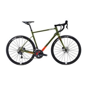 2019モデル C3 ULTEGRA R8020 オリーブ サイズ48 (165-170cm) ロードバイク