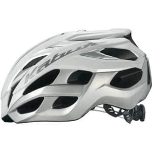 VOLZZA ヴォルツァ ホワイトシルバー L/XL  ヘルメット ※次回6月下旬頃入荷予定