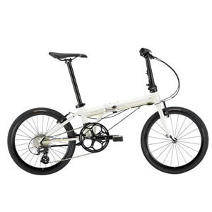 2021 Speed Falco スピードファルコ ネオンホワイト (142-193cm) 折りたたみ自転車