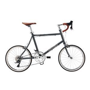 2020モデル Dash Altena ダッシュアルタナ メタリックグレー L(170-193cm) 折畳自転車
