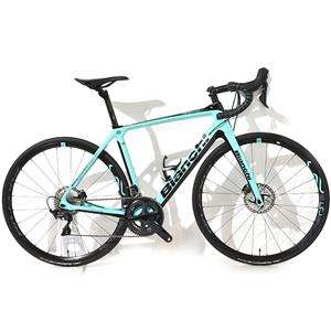 Bianchi (ビアンキ) 2019モデル INFINITO CV DISC インフィニート ULTEGRA R8020 11S サイズ530(171-176cm) ロードバイク メイン