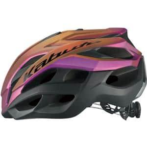 VOLZZA ヴォルツァ マットトランスパープル S/M  ヘルメット ※次回6月下旬頃入荷予定