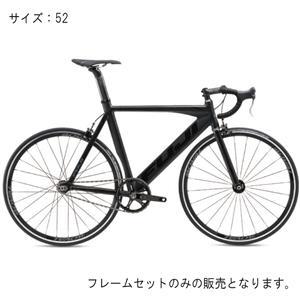 2017モデル TRACK PRO ブラック サイズ52 フレームセット
