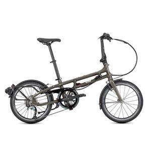 2020モデル BYB P8 ダークブロンズ (147-195cm) 折畳自転車