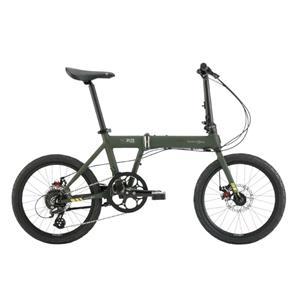 2021 Horize Disc ホライズディスク カーキ (142-193cm) 折りたたみ自転車