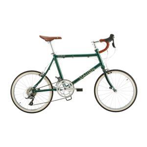 2020モデル Dash Altena ダッシュアルタナ ブリティッシュグリーン L(170-193cm) 折畳自転車