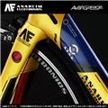 AvanGarage(アバンギャレージ) AE社製 百式 RB-ALHY01(アルミフレーム) 510mm ロードバイク 3