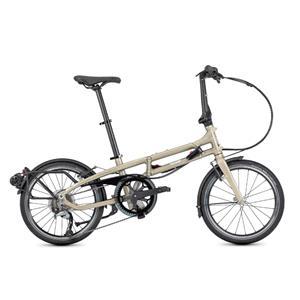 2020モデル BYB P8 シャンパン (147-195cm) 折畳自転車
