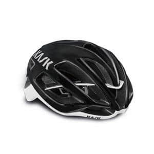 2019モデル PROTONE ブラック/ホワイト サイズM ヘルメット