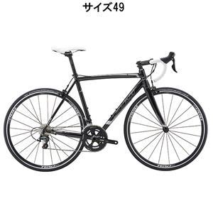 2016年モデル ROUBAIX ルーベ 1.5 ブラック/シルバー サイズ49 完成車 【ロードバイク】