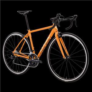 2016モデル AXIS アクシス SORA 3500 オレンジ/ブラック サイズ410(150-165cm)完成車