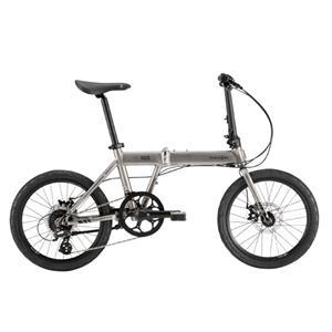 2021 Horize Disc ホライズディスク スティールグレー (142-193cm) 折りたたみ自転車