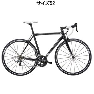 2016年モデル ROUBAIX ルーベ 1.5 ブラック/シルバー サイズ52 完成車 【ロードバイク】