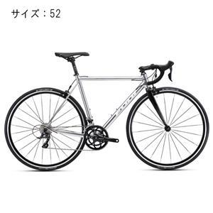 2018モデル NAOMI ナオミ ポリッシュアルミニウム サイズ52(168-176cm)ロードバイク