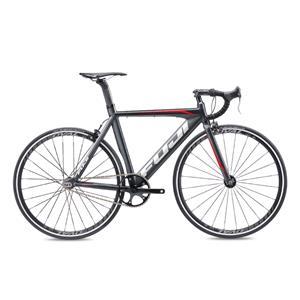 2020モデル TRACK PRO ブラック/レッド サイズ49(165-170cm) シングルスピード