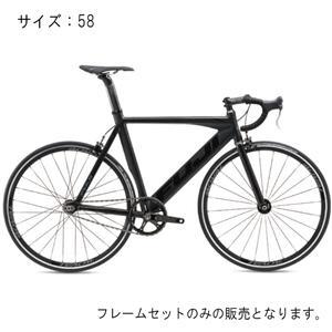 2017モデル TRACK PRO ブラック サイズ58 フレームセット