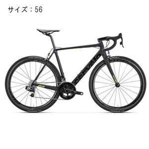 R5 E-Tap ブラック/フルオイエロー サイズ56 ロードバイク