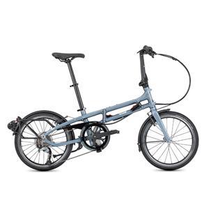 2020モデル BYB P8 ブルー/シルバー (147-195cm) 折りたたみ自転車【アウトレット】