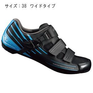 RP300MBE ブラック/ブルー サイズ38 (23.8cm) シューズ