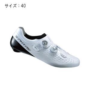 RC9 ホワイト サイズ40 (25.2cm) シューズ