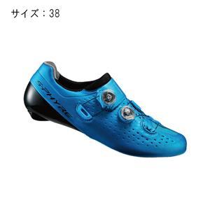 RC9 ブルー サイズ38 (23.8cm) シューズ