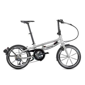 2020モデル BYB S11 マットシルバー (147-195cm) 折畳自転車